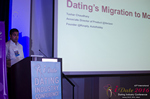 Tushar Chaudhary of Verizon Speaking on Dating Migration to Mobile at the January 25-27, 2016 Internet Dating Super Conference in Miami