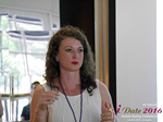 Melissa Mcdonald (Business Development at Yandex)  at the 38th iDate Mobile Dating Negócio Trade Show