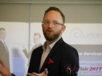 Julien Robert - CEO of Happy Couple at the 48th iDate Mobile Dating Business Trade Show