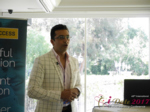 Ritesh Bhatnagar - CMO of Woo at the 48th Mobile Dating Indústria Conference in Califórnia