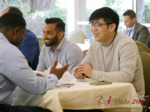 Speed Networking - Online Dating Industry Professionals at the 2017 Califórnia Mobile Dating Summit and Convention