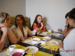 Lunch at the 49th Premium International Dating Business Conference in Belarus