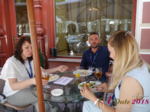 Lunch at the May 23-25, 2018  Internet and Dating Agency Indústria Conference